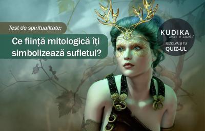 Test de spiritualitate: Ce fiinta mitologica iti simbolizeaza sufletul?