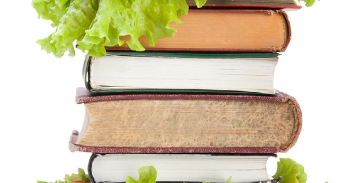 TOP 7 Cele mai bune carti despre DIETE si alimentatie sanatoasa pe care sa le citesti