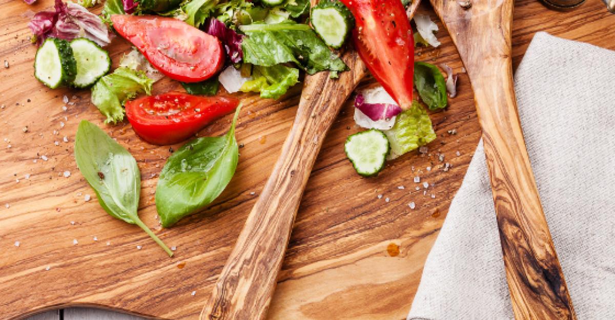 Salata, o bomba de gusturi!