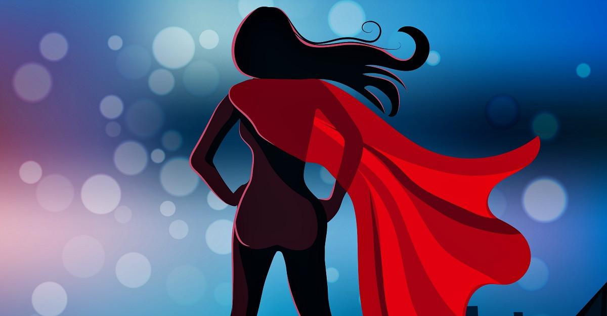 3 pasi pentru a deveni o Wonder Woman