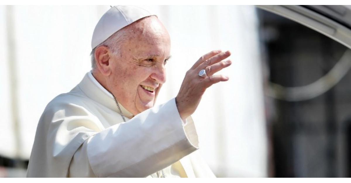 Papa Francis a lansat un album de ROCK progresiv