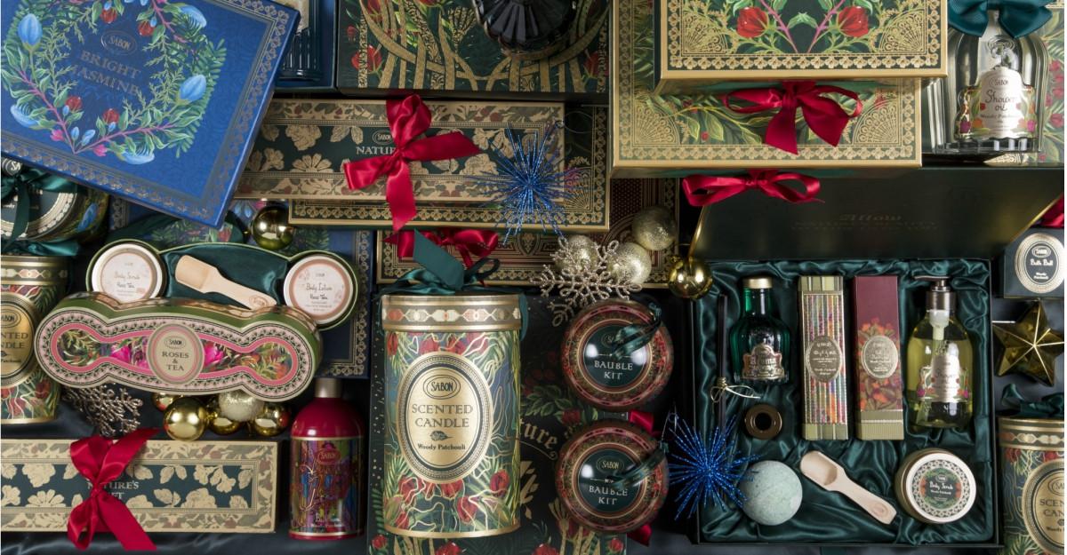 Experimentează natura cu noua colecție de iarnă de la Sabon, Holiday Splendors