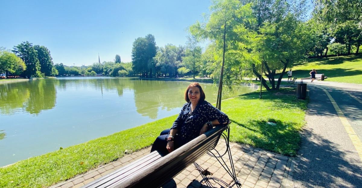 Gina Petru: Cum m-a schimbat cancerul? Iubindu-mă mai mult!