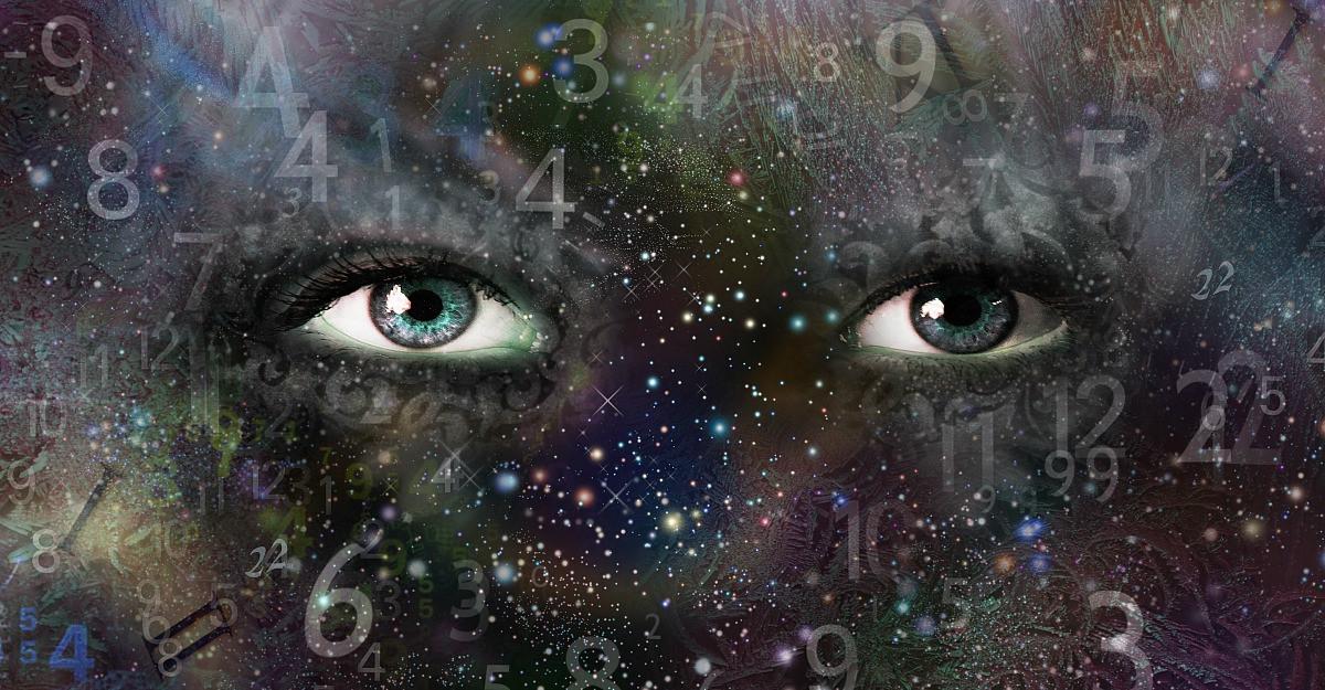 Universul comunica cu tine prin cifre