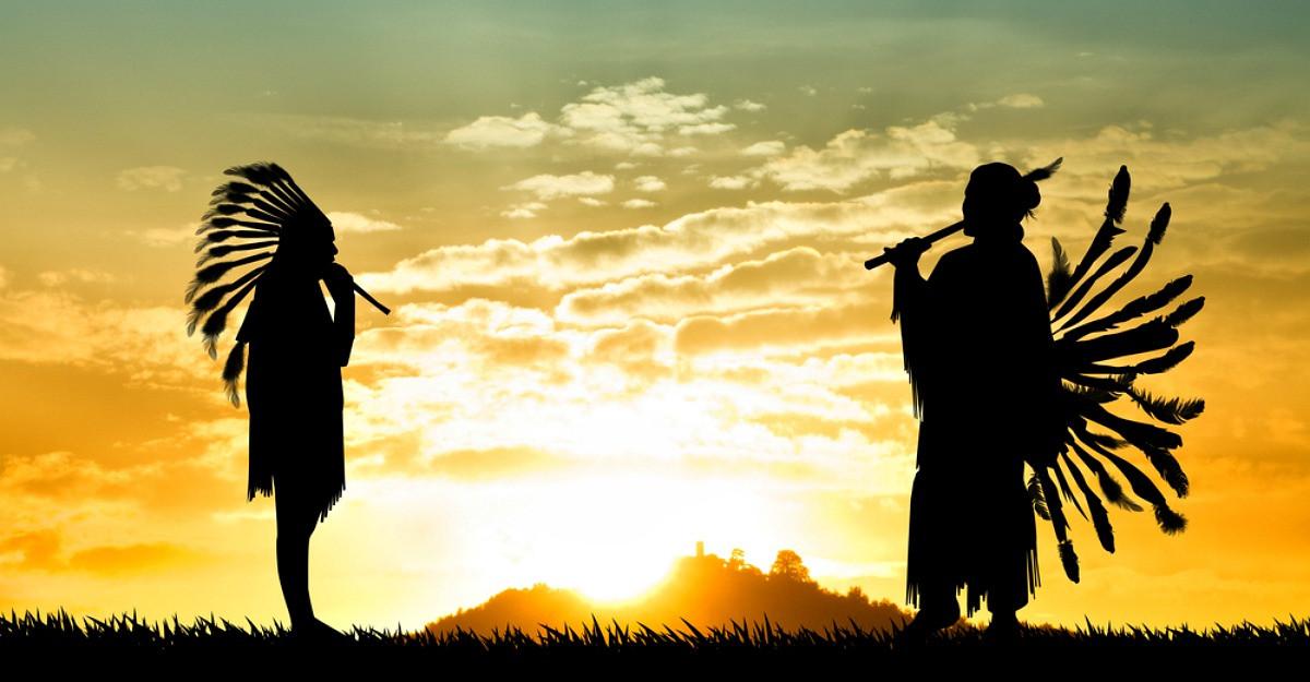 5 sfaturi pentru supravietuire de la indienii americani