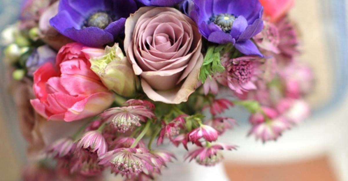 Semnificatiile florilor in buchetele de mireasa