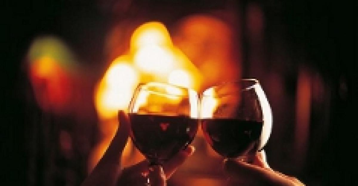 Culoarea toamnei in paharul cu vin Halewood