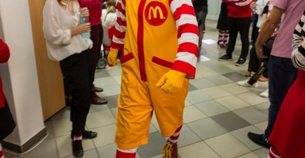 McDonald's si Fundatia pentru Copii Ronald McDonald celebreaza 40 de ani de sprijin acordat copiilor si familiilor din intreaga