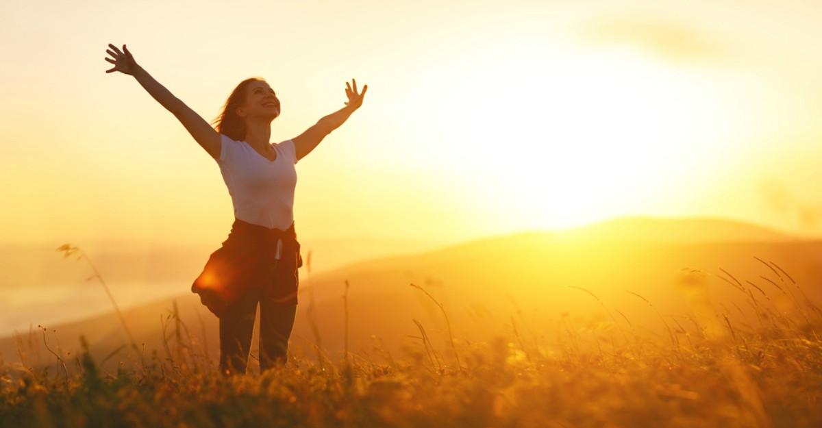 Cinci pași spre fericire