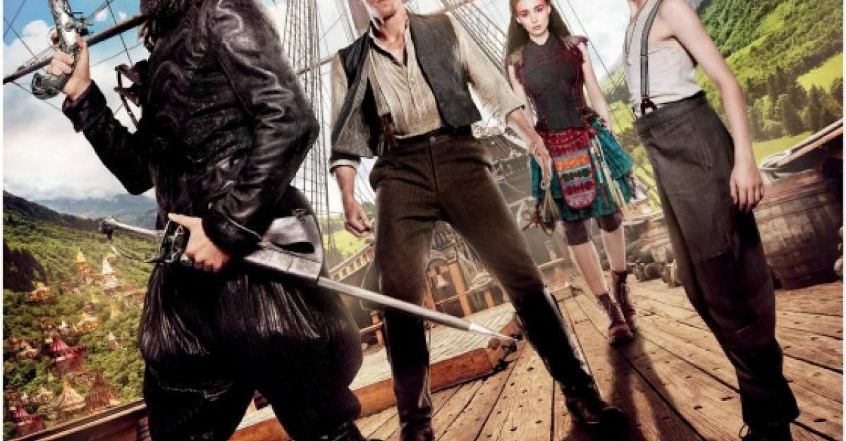 3 motive pentru care trebuie sa vezi filmul Pan in 4DX, la Cinema City