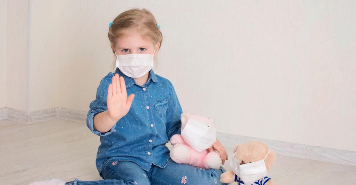 Cum îi protejăm pe copii de angoasa generată de pandemie?