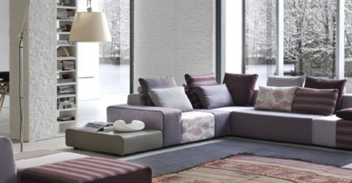 Piese de mobilier in culori in tendinte