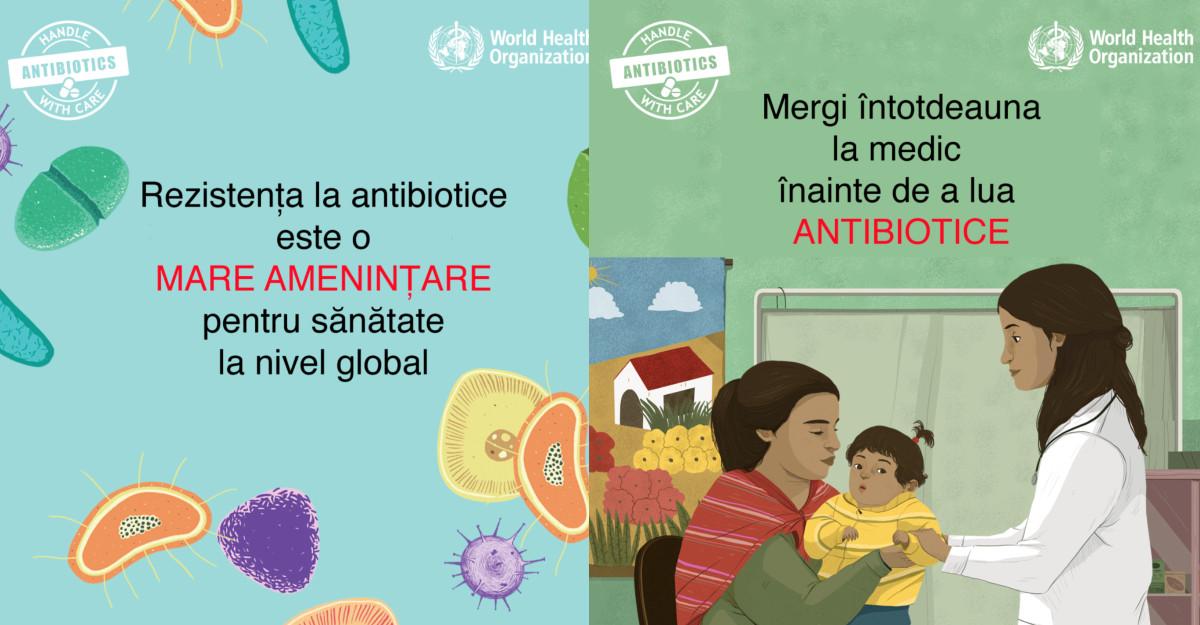Organizația Mondială a Sănătății: Vremea antibioticelor trece! Trebuie să acționăm acum!