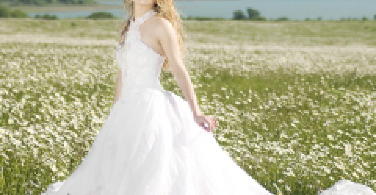 20 Rochii de mireasa stil Printesa pentru 2012