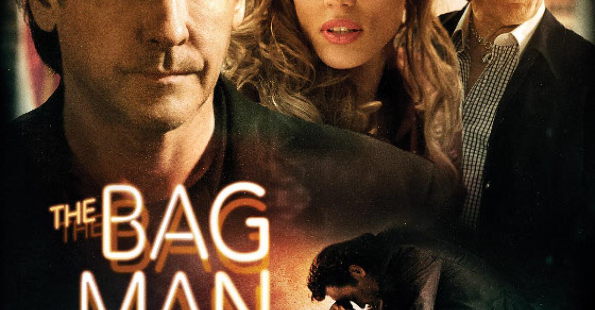 The Bag Man: Arme, crime si... o geanta