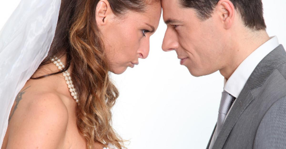5 dispute din timpul planificarii nuntii si semnificatia lor pe termen lung