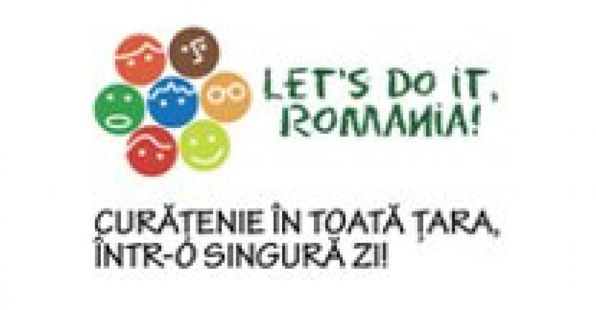 Echipa Lets Do It, Romania! continua cartarea!