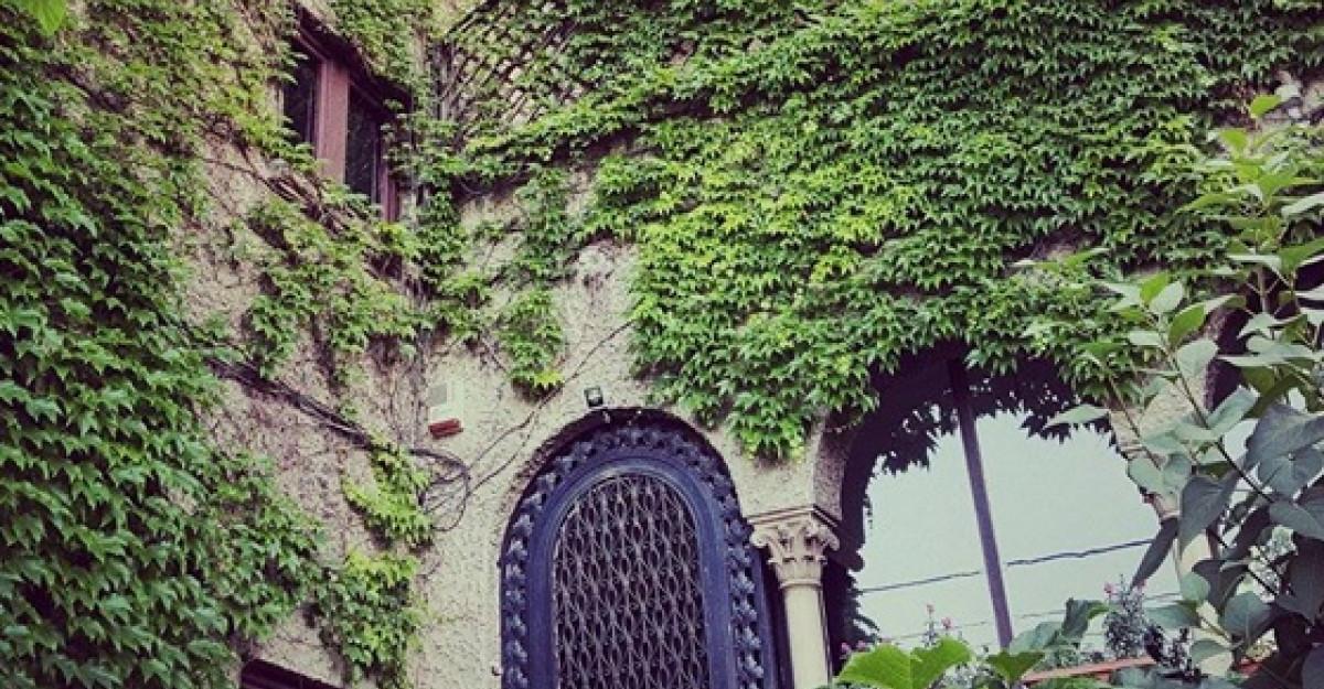 Casa vie din Bucuresti