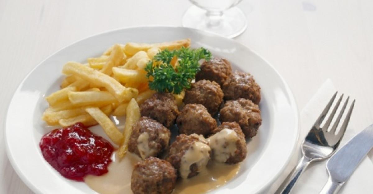 Magazinul IKEA vinde din nou chiftelute suedeze