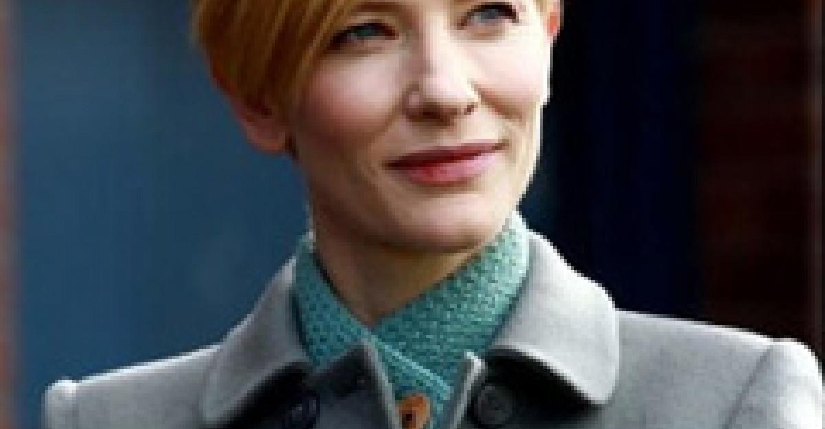 Echilibristica lui Cate Blanchett intre scena si ecran