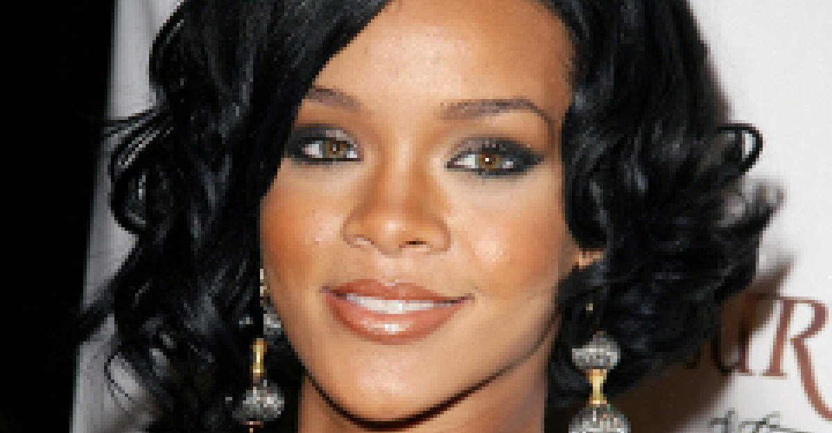 Video: Rihanna a facut poc