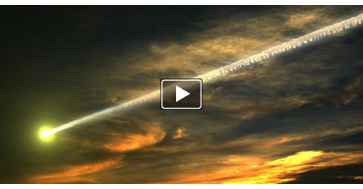 Video: Cum s-a vazut meteorul pe cerul Romaniei? Adevarul despre acest fenomen rar