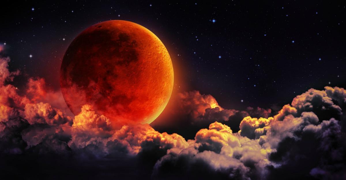 21 ianuarie: Eclipsa totală de lună. Un restart puternic pentru toate zodiile