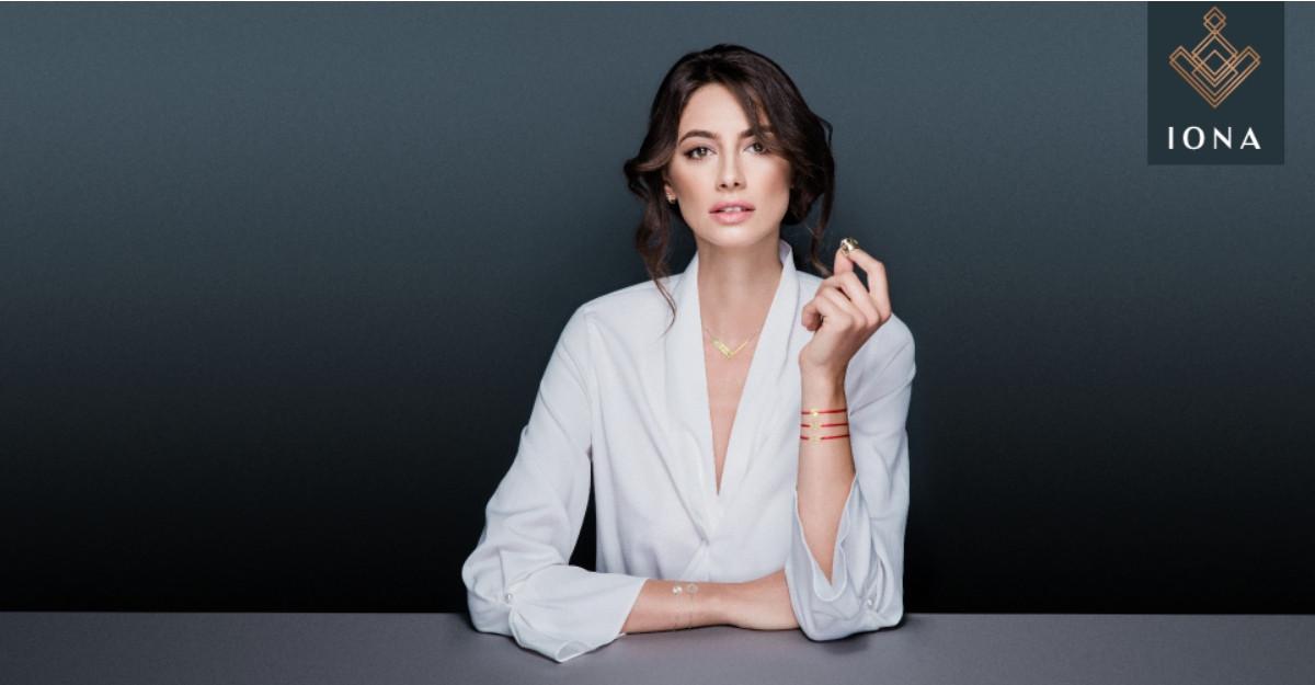 Brandul românesc de bijuterii din aur IONA anunță lansarea magazinului online
