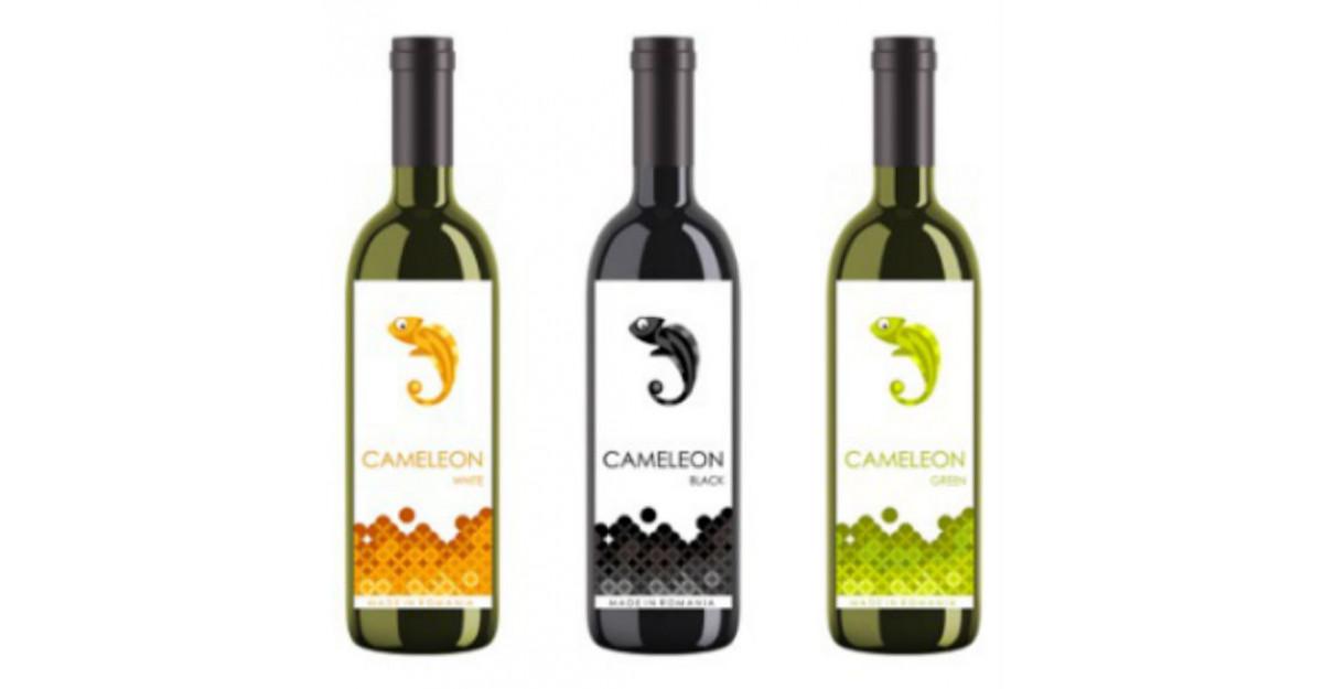 Cameleon, un nou vin premium romanesc pentru cei eleganti si sofisticati
