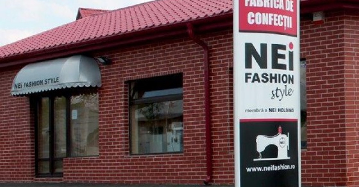Fabrica NEI Fashion Style se impune pe piata de confectii din Romania!