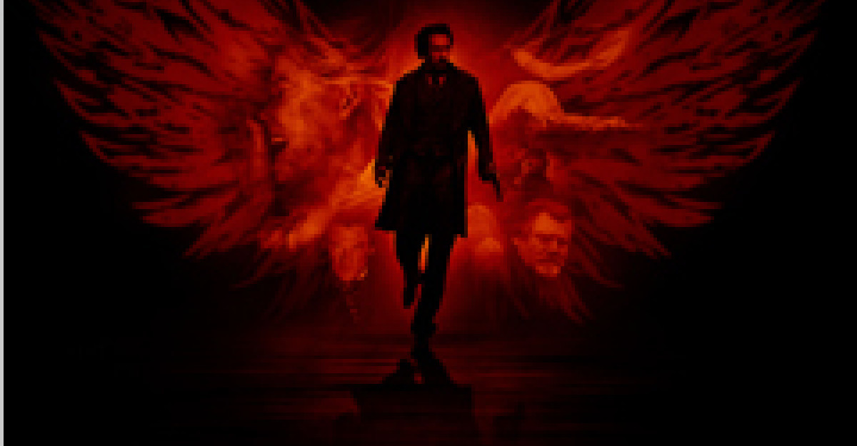 Premiera: The Raven. Corbul