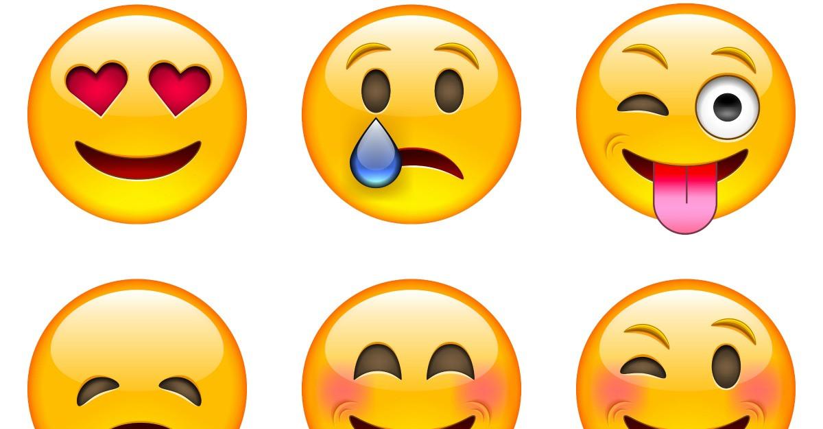 Wear a... smiley?! 10 exemple de emoji care fac viata mai frumoasa si in afara telefonului