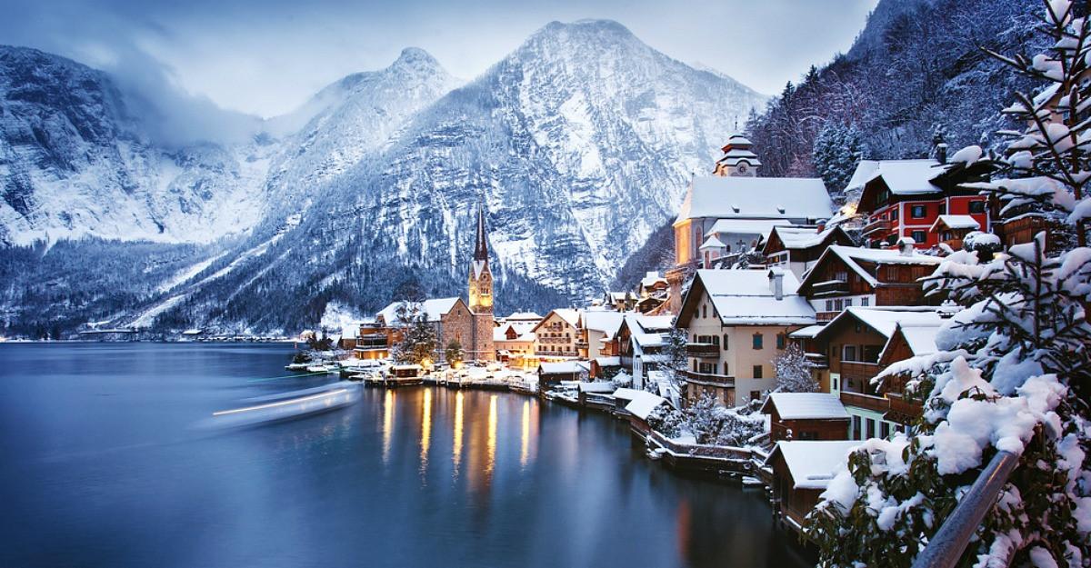 Locuri de poveste: cele mai frumoase destinatii pe care sa le vizitezi iarna