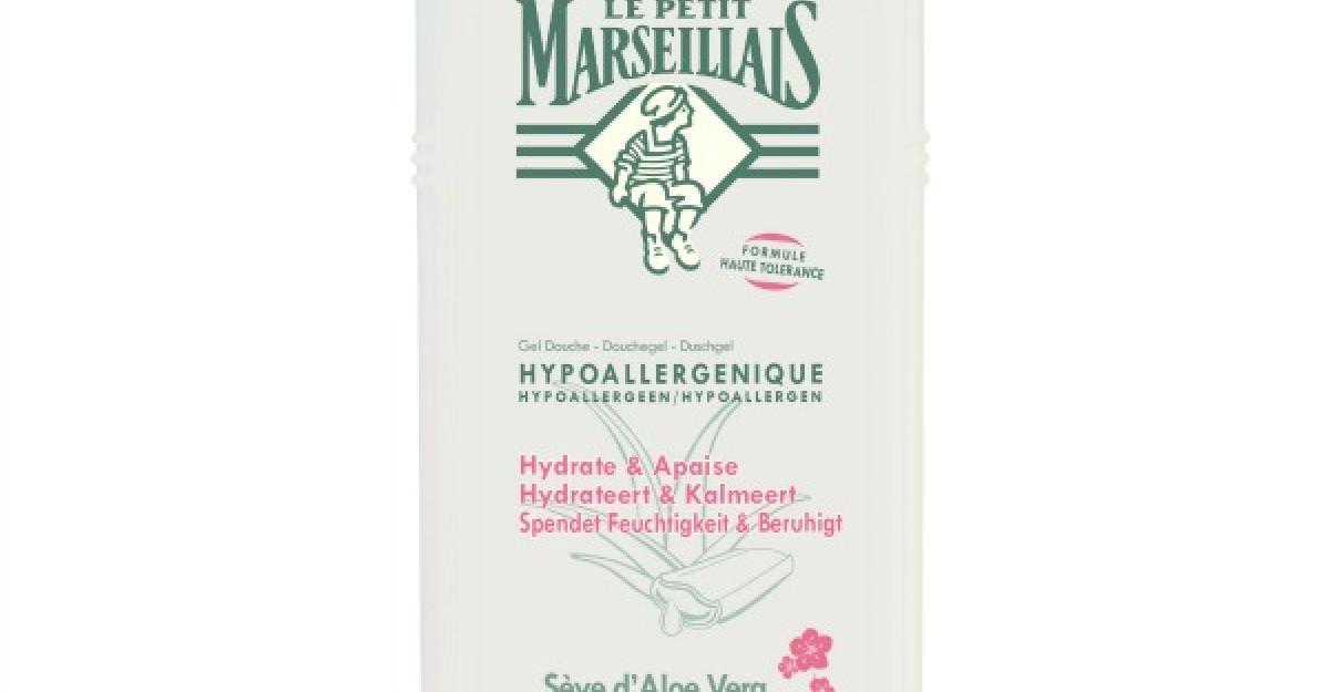 Noua gama pentru piele sensibila Le Petit Marseillais, alegerea perfecta pentru o ingrijire delicata