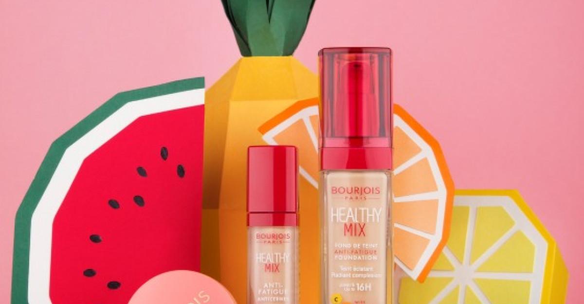 Bourjois Healthy Mix - un boost de energie pentru tenul tau!