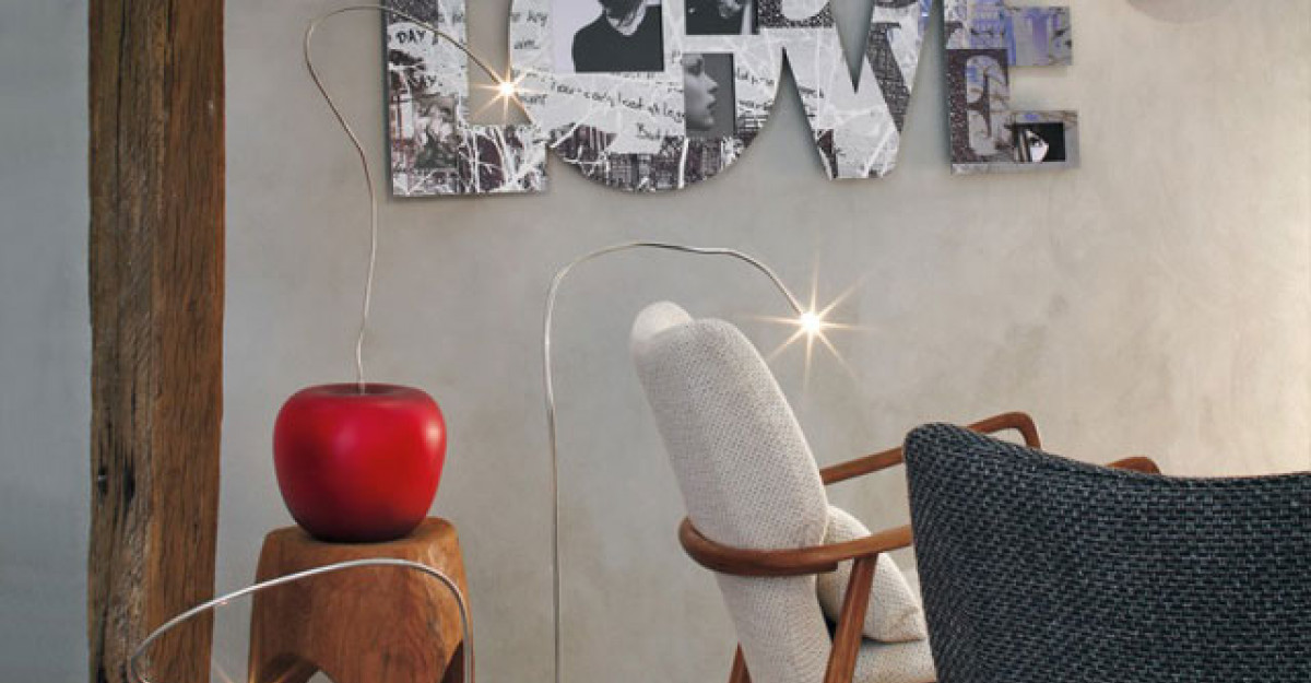 15 lampadare moderne, care vor atrage privirile
