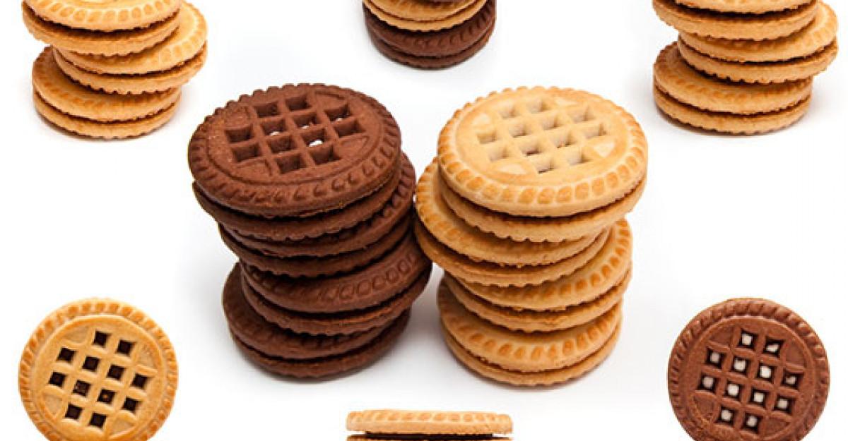 Ce contin biscuitii pentru copiii nostri: otravuri pline de zahar si alergeni