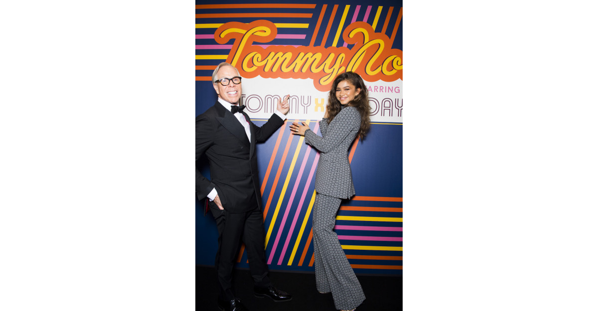 Toomy Hilfinger a adus la Paris evenimentul de moda TommyNow - See Now, Buy Now Primavara 2019