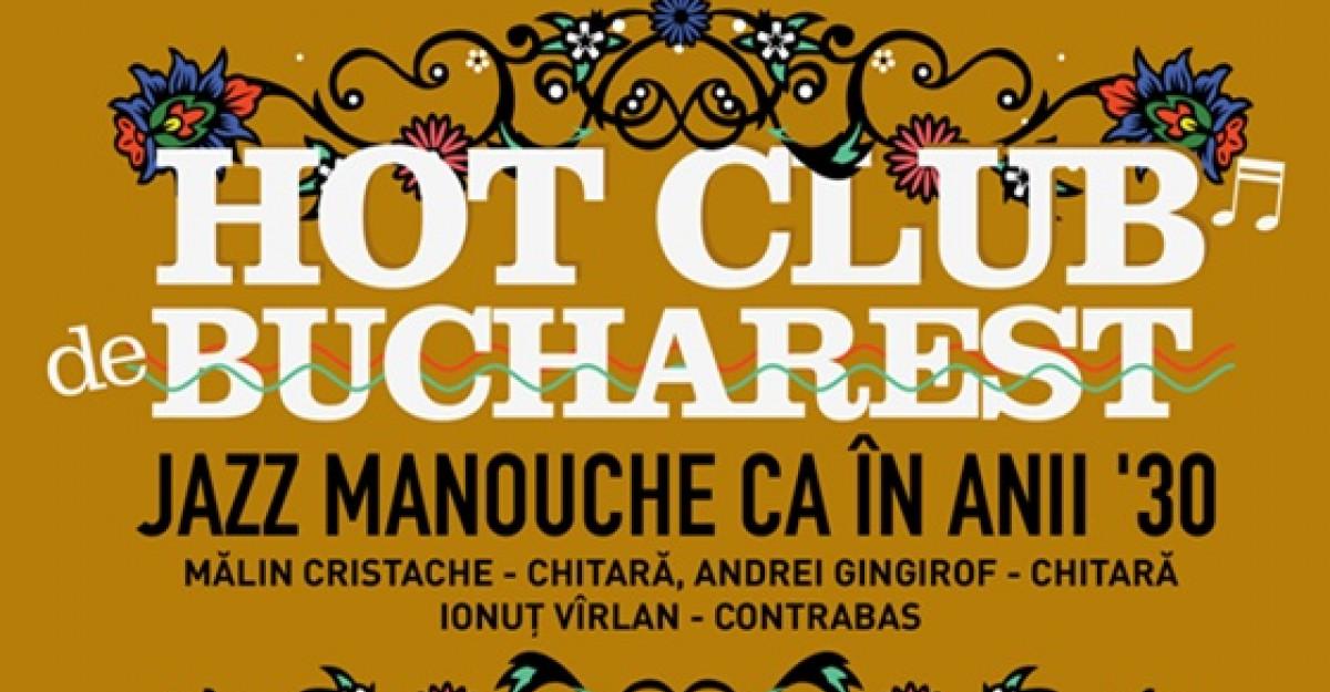 Jazz de Mansarde 6: Trupa Jazz Hot Club de Bucharest