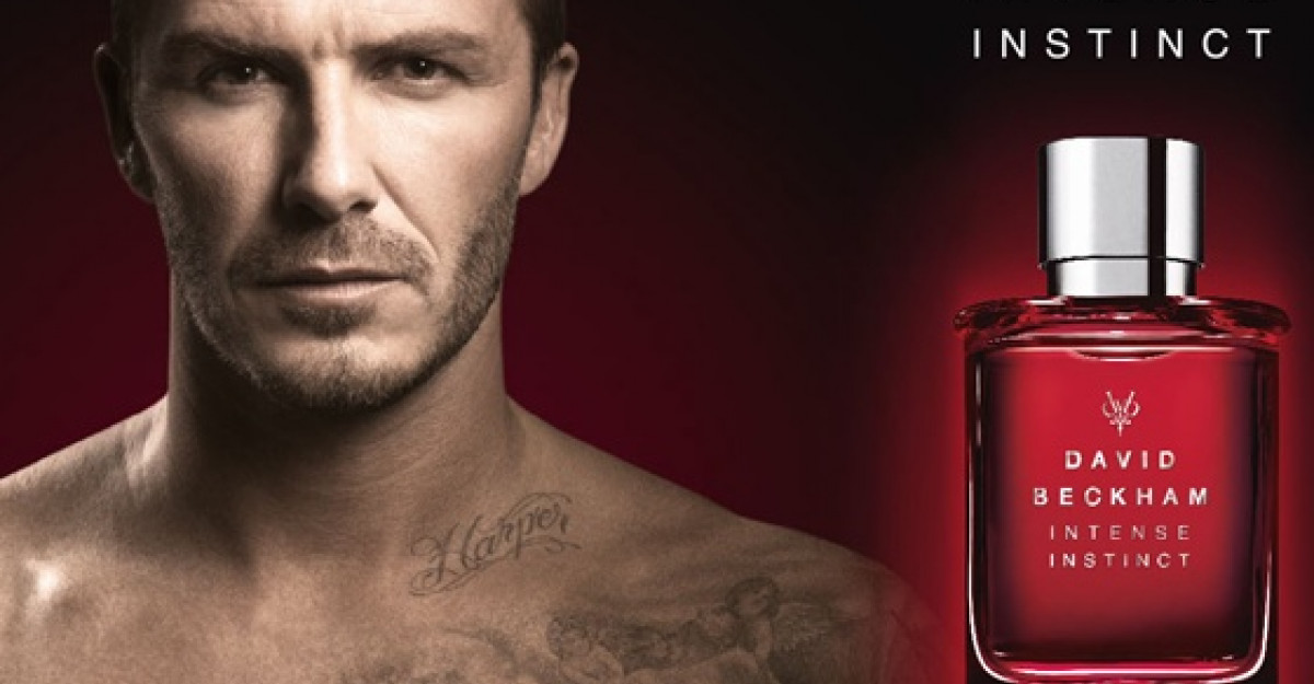 Un parfum exclusiv, in editie limitata by David Beckham