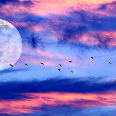 Mantra magica a zodiei tale pentru Luna Plina de pe 19 februarie