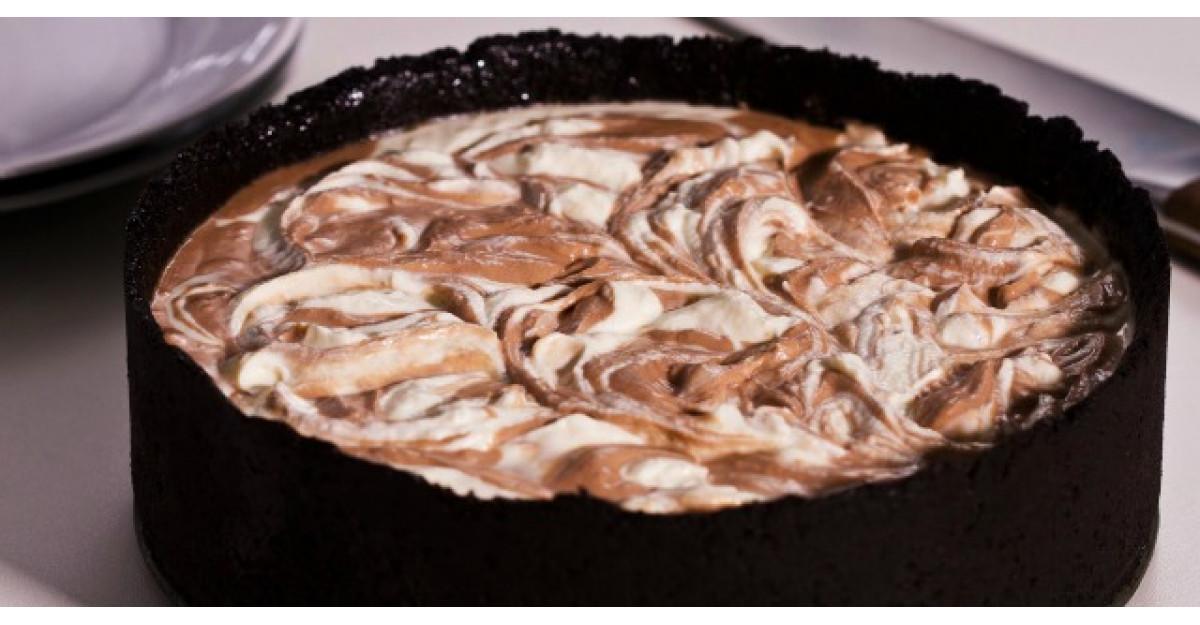 Acest cheesecake FARA coacere arata FENOMENAL si este incredibil de gustos
