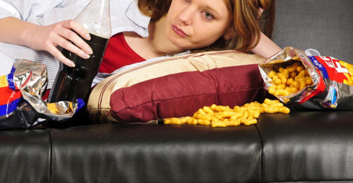 Alimentatia nesanatoasa cauzeaza modificari genetice ireversibile