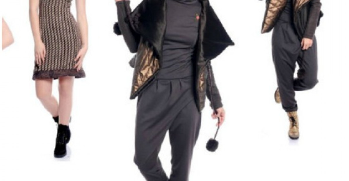 Poncho reinventat: piesa vestimentara statement a colectiei de iarna Mathilde