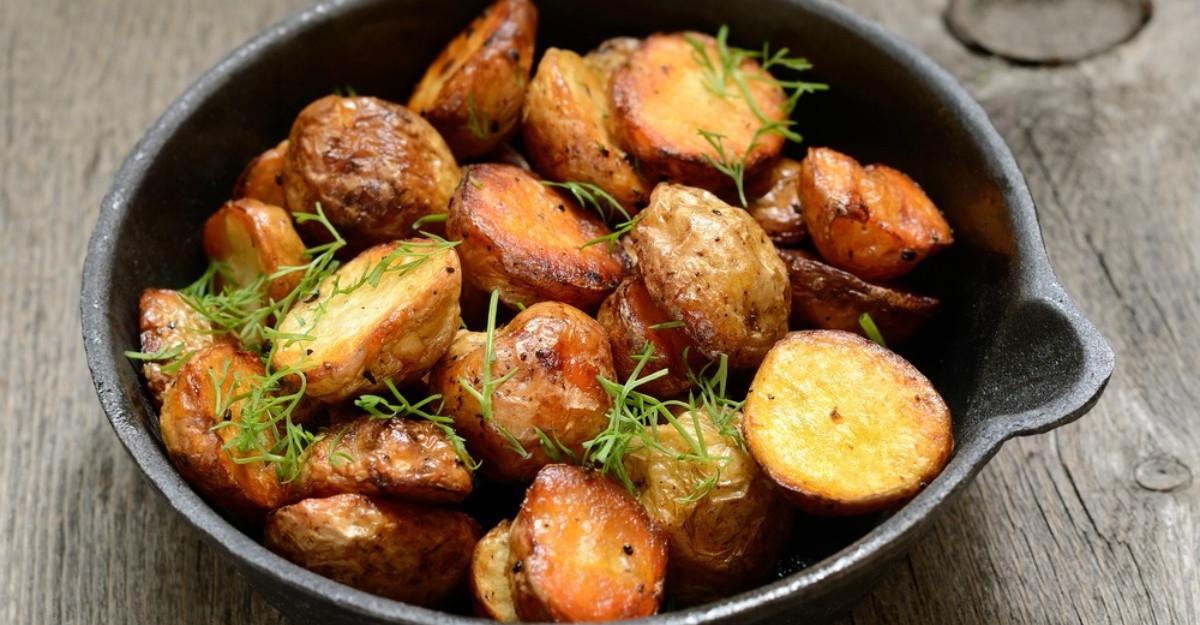 Cei mai buni cartofi fondanti. Reteta zilei