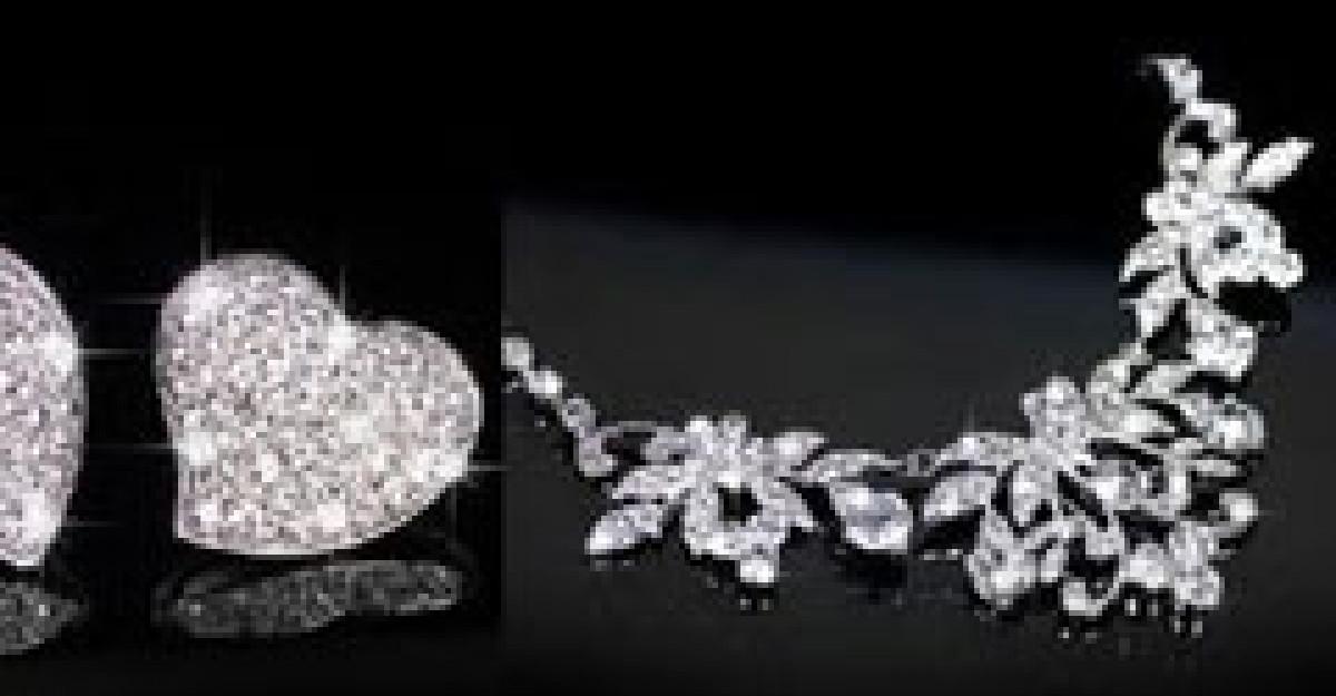 15 Bijuterii stralucitoare pentru cele mai frumoase mirese