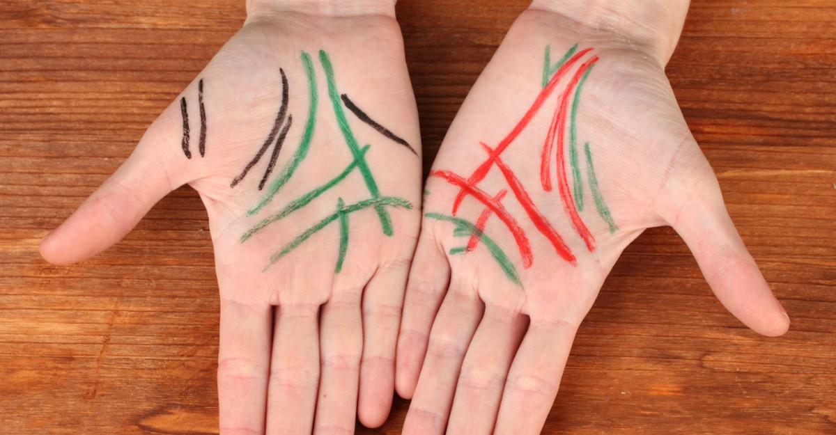 Chiromantia si secretele scrise in palma