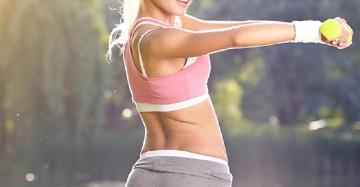 5 Exercitii pentru BRATE subtiri si ferme