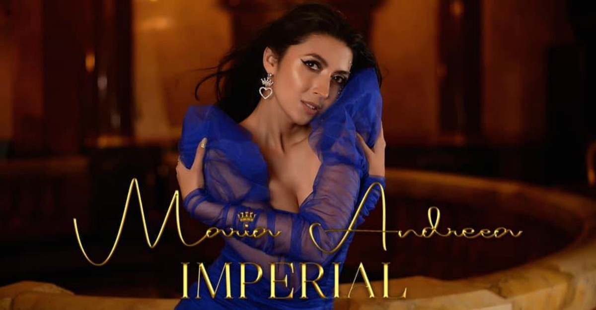 Maria Andreea este imperiala in noul videoclip