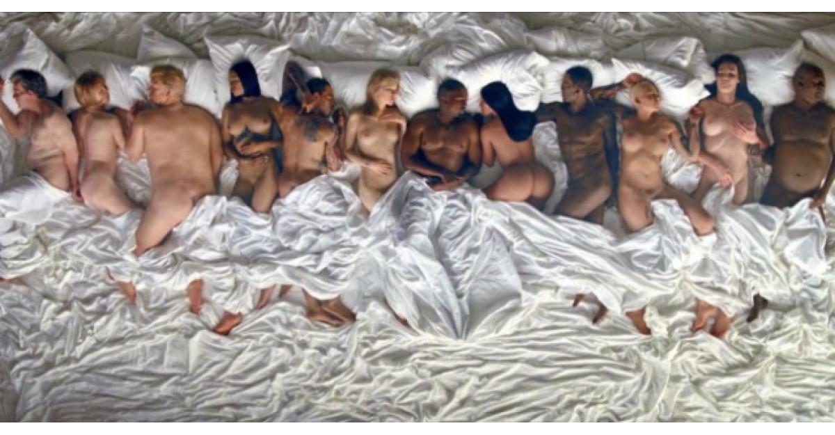 Kanye West, in pat cu Taylor Swift, Kim Kardashian, Rihanna si Anna Wintour